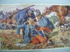 Postcard Postkaart Oostenrijks leger WO1