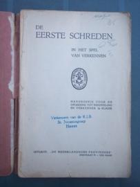 Pasvinders boek, de eerste  schreden
