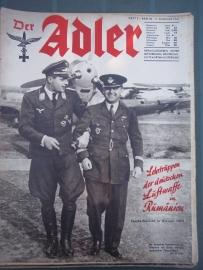 Der ADLER februari 1941