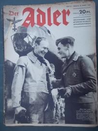 Der ADLER 18 maart 1941