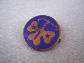Scouting, pin badge. padvinders speld.