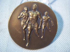British sporting plaque Royal Corps of Signals. Engelse sport penning.