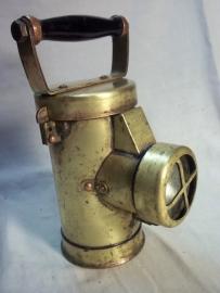 British CEAG Inspection lamp very rare. Mooie decoratieve lamp gebruikt in het duikwezen. zeer zeldzaam