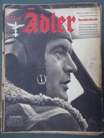 Der ADLER 2 maart 1942 SONDERDRUCK