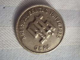 German tinnie Reichsnahrstand GERA 1935