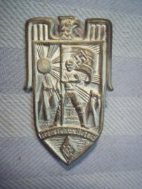 German Tinnie Hitler- Jugend Fur des Fuhrers Jugend. Duitse tinnie H.J.