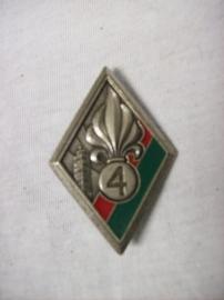 Badge legion Etranger, vreemdelingen legioen, nummer G 2816