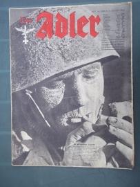 Der ADLER 8 Augustus 1944