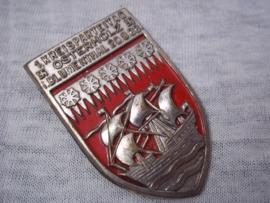 German tinnie, rally badge. Duitse tinnie 1. Kreistag OSTERHOLZ in BLUMENTHAL 20-8-1933