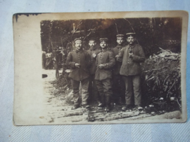 Duitse postkaart