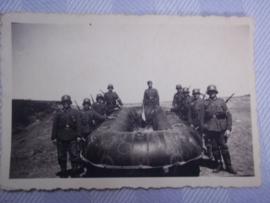 foto Duitse pioniers, genie