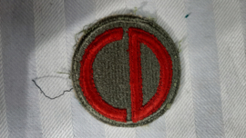 US 85th. Infantry division