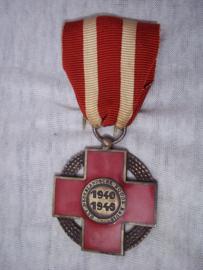 Medaille Het Nederlandse Roode Kruis 1940-1945. zeer nette medaille.
