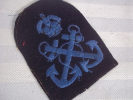 Engels mouwembleem Royal Navy