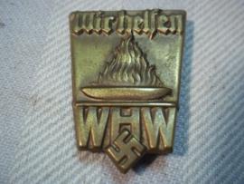 German tinnie, Wir helfen Winter hilfs werk WHW. Duitse tinnie