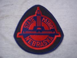 Badge, embleem State Patrol Nebraska
