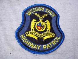 Badge embleem, Missouri State Highway Patrol