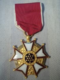 US medal, Amerikaanse medaille legioen van verdienste.