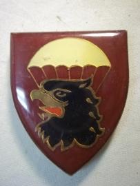 Para- badge South-Africa. Paraembleem Zuid- Afrika