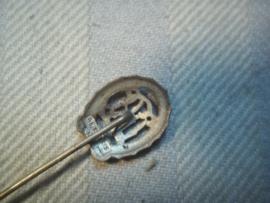 Duits draagspeld met maker, Wehrmacht sport abzeichen zilver