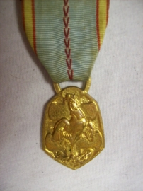 French liberation medal. Franse bevrijdingsmedaille