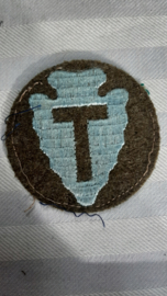 US Army 36th Infantry Division 1920-1930