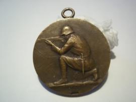 Swiss medal 1914-1918, Zwitserse medaille