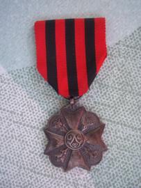 Belgische burgelijke medaille 2e klasse