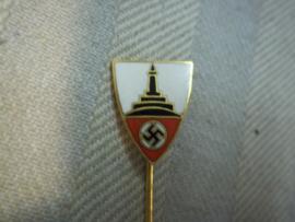 German pin Kuyffhauserbund, nicely marked and numbered. Duitse speld veteranen vereniging ges.gesch.