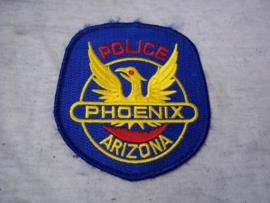 Badge, embleem Phoenix Police Arizona