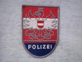 Austrian police badge, Politie mouwembleem van de Oostenrijkse Politie.