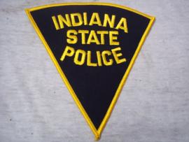 Badge, embleem Indiana State Police