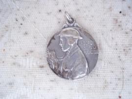 Belgium medal Transmission school. ecole, Belgische medaille verbindingsdienst leuke afbeelding