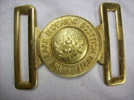 English buckle The Lake Superior Scottish Regiment.