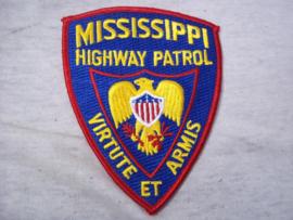 Badge, embleem Mississippi Highway Patrol
