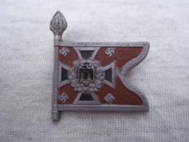 Winterhilfswerk pin, WHW speldje Aufklärungsabteilungen vaandel