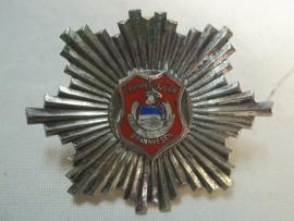 Firebrigade badge. Brandweerembleem
