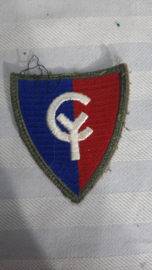 US army 38th Infantry patch