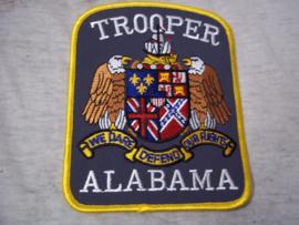 Badge, embleem Trooper Alabama