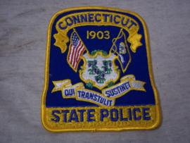 Badge, embleem Connecticut State Police