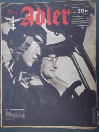 Der ADLER 10 april 1941