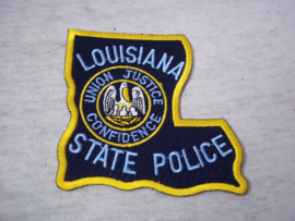 Badge, embleem State Police Louisiana