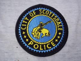 Badge, embleem POLICE City of Scottsdale