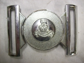 English buckle regular army