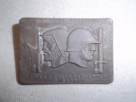 Swiss badge, Zwitsers embleem 5, Schweizerische Armeemeisterschaft Basel 1941