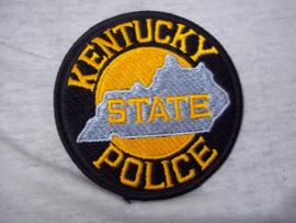 Badge, embleem Kentucky State Police.