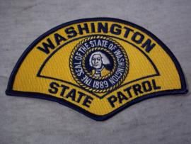 Badge, embleem Washington State Patrol.