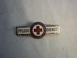 East- Germany red Cross medical corps.DDR- NVA verplegers embleem Rode kruis