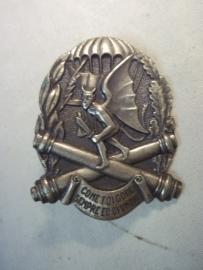 Italian para badge Italiaans para embleem