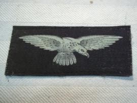 RAF sleeve badge, RAF schouderembleem gedrukte versie